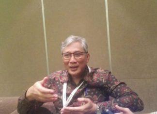 Direktur Utama PGN, Gigih Prakoso Soewarto