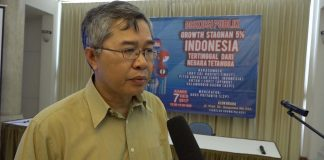 Ekonom Core Indonesia Piter Abdullah