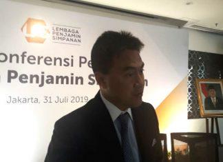 Kepala Eksekutif LPS, Fauzi Ichsan