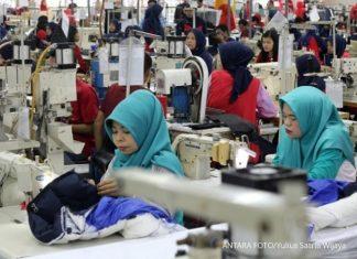 Produksi Industri Tekstil