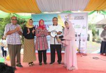 Wakil Wali Kota Medan Akhyar Nasution Meresmikan Pojok Baca