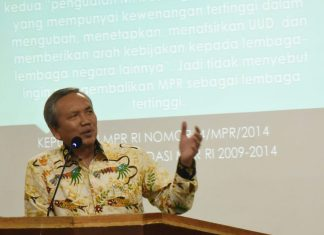 Anggota Badan Pengkajian MPR, Bambang Sadono