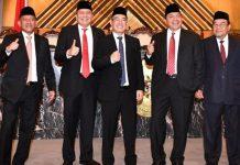 Agung Firman Sampurna Resmi Jadi Ketua BPK Periode 2019-2024