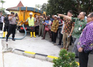 Bupati Tangerang Lauching LLTT di Sepatan