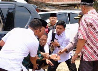 Detik-detik Wiranto akan Ditikam