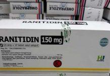 Obat Ranitidin