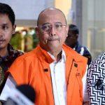 Wali Kota Medan Pakai Rompi KPK dan Ditahan