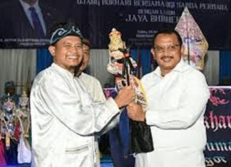 Anton Sukartono Sosialisasikan Empat Pilar ke Masyarakat Pasundan