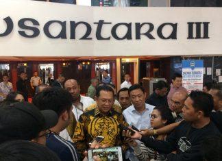 Bambang Soesatyo dekalrasi maju caketum Golkar