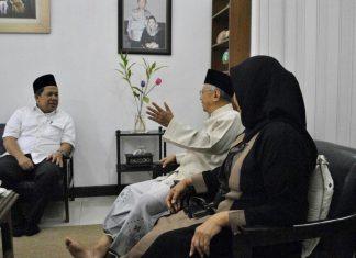 Fahri Hamzah Kala Berkunjung ke Rumah Gus Solah