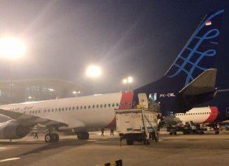 Sriwijaya Air Kirim Masker ke Wuhan, Cina