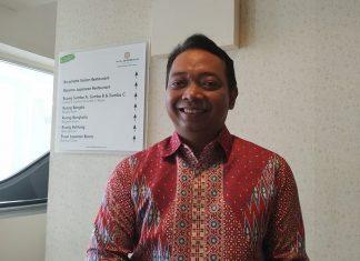 Direktur Utama Kimia Farma, Verdi Budidarmo