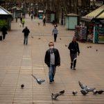 Suasana Lingkungan di Negara Belgia Usai Terdampak Virus Corona