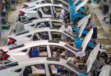 Industri Pabrik Otomotif