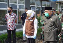 Khofifah dan M Sanusi Tinjau Kesiapan Pemkab Malang untuk Persiapan PSBB