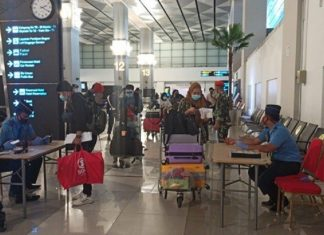 Pemeriksaan SKIM Bagi Penumpang di Bandara Soetta