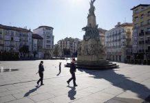 Spanyol Terapkan Lockdown