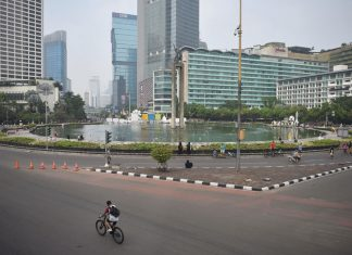 CFD di Jakarta Ditiadakan Selama PSBB Transisi