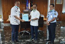 Sekjen Partai Gelora Mahfuz Sidik Terima SK Menkumham