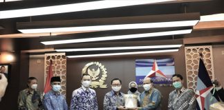 Fraksi Partai Demokrat Menerima Perwakilan IDI Indonesia