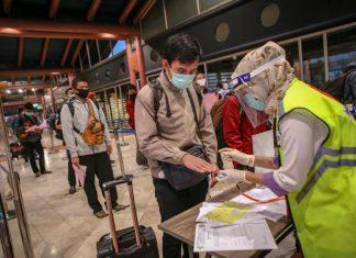 Pemeriksaan Kesehatan di Bandara