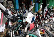 Penjualan Sepeda