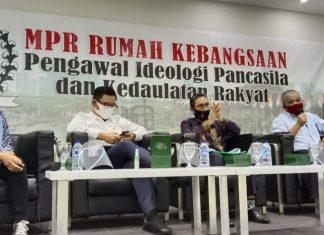 Diskusi MPR