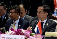 Jokowi di DK PBB