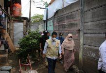 Anis Byarwati dan Bersama Wagub DKI Ahmad Riza Patria