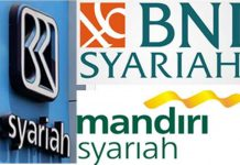 Merger Bank Syariah