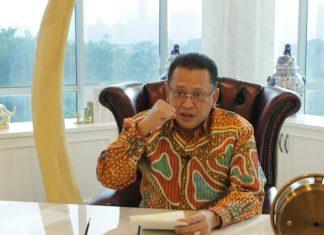 Bambang Soesatyo Jadi Keynote Speaker di Hari Ritel Nasional