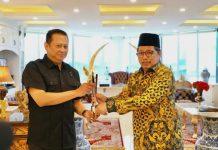 Bambang Soesatyo Raih Penghargaan