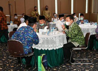 Bambang Soesatyo hadiri HUT Muhammadiyah