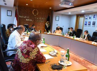 Bambang Soesatyo Saat Berdiskusi soal Haluan Negara