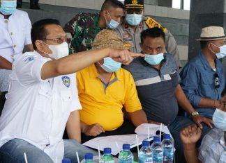 Bambang Soesatyo Tinjau Lokasi Kejuaraan DuniaMXGP di Bali