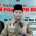 Hidayat Nur Wahid dalam sosialisasi empat pilar MPR