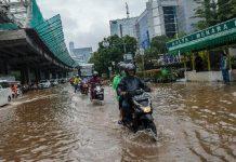 Banjir di Ibu Kota