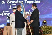 Marciano Norman Melantik Bambang Soesatyo Menjadi Ketum IMI