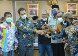 Azis Syamsuddin Sahkan Keanggotaan Pansus Otsus Papua
