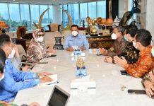 Bambang Soesatyo Bersama Pengurus APLI