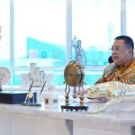 Bambang Soesatyo Buka Indonesia Internasional Motor ShowVirtual 2021