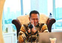 Bambang Soesatyo Raih PenghargaanParliament of The Year