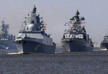 Kapal Perang Cina Terobos Wilayah NKRI