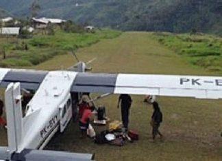 Pilot Susi Air Disandera KKB Papua