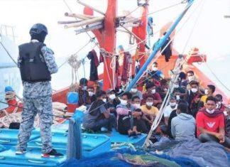 Angkatan Laut Thailand Tangkap Nelayan Idi Aceh Timur