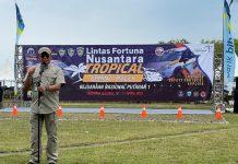 Bambang Soesatyo Buka Kejuarnas Seri-1 Sprint Rally Tropical Tanjung Lesung 2021