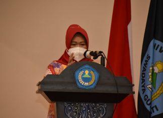 Kabiro Humas dan Sistem Informasi Setjen MPR Siti Fauziah