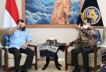Bambang Soesatyo Bersama Menhub Budi Karya Sumadi