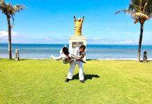 Bambang Soesatyo Menunjukkan Jurus Tarung Derajat