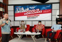 Anis Matta saat memberikan pengantar diskusi Gelora Talk5